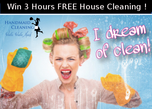 Walla Walla House Cleaning www.handmaidcleaning.com