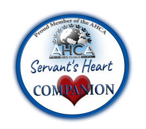 Click on the Servants Heart Badge here to find out how you can sign up for this incredible program.